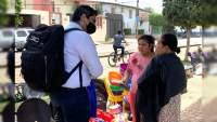 Arturo Hernández atiende de manera directa las necesidades de la ciudadanía