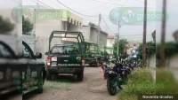 Policía de Celaya, Guanajuato frustra asalto y detiene a dos presuntos delincuentes