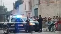 Muere hombre a tiros y lesionan a otro en un comercio en Emiliano Zapata, Morelos