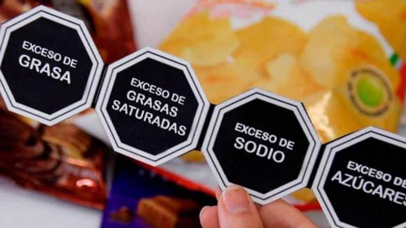 México con un nuevo etiquetado frontal para luchar contra la obesidad