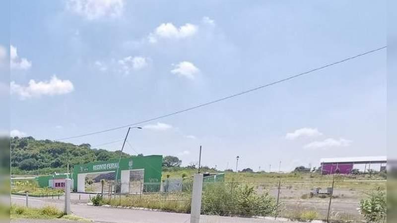 Para evitar que se dispare la incidencia de COVID, en Apatzingán quedan suspendidas fiestas de octubre