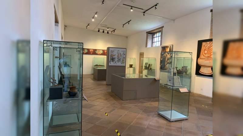 Continúa la reapertura gradual de zonas arqueológicas y museos del INAH