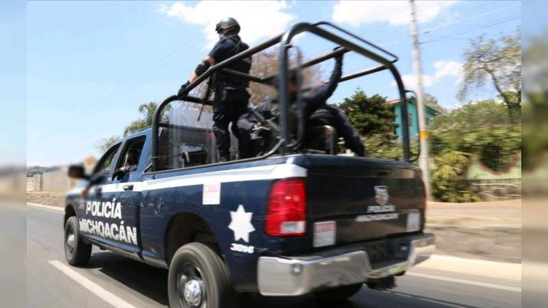 """En enfrentamiento policías abaten a """"El Cácaro"""" en Zinapécuaro, Michoacán"""