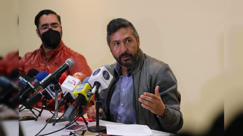 Alcalde de Pátzcuaro acatará lo que indiquen SSM y Sectur para la Noche de Ánimas