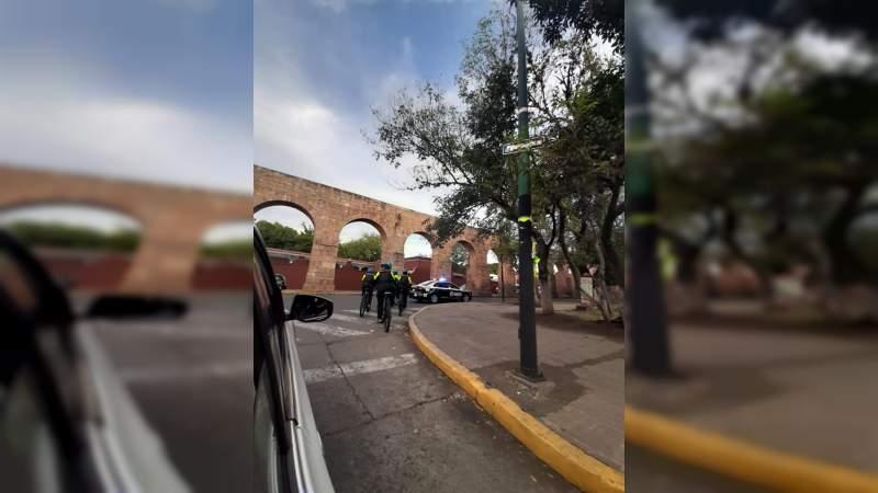 Policía de Morelia lleva Caravana de Servicios a las colonias