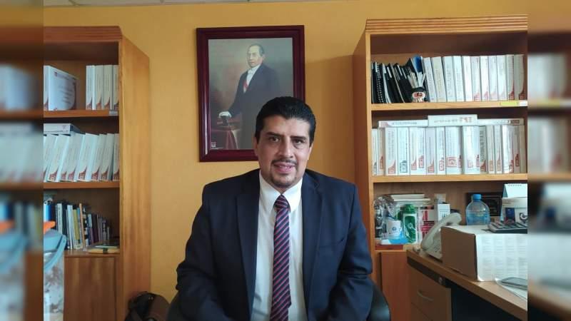 La educación media superior, el cuello de botella de la formación profesional: Javier Irepan Hacha
