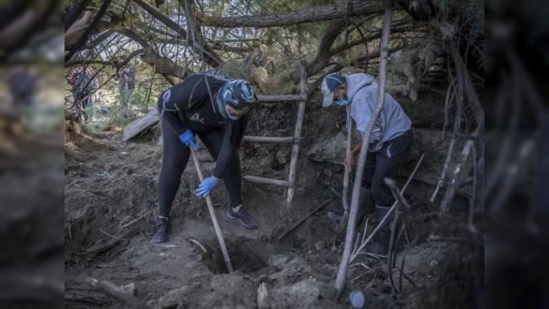 Suman 72 los cuerpos rescatados de fosas en Salvatierra: Hasta 15 víctimas serían mujeres