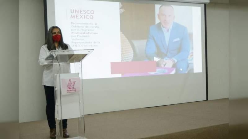 Gobierno de Morelia ha fortalecido el desarrollo cultural comunitario en el municipio