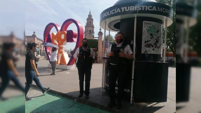 Policía Morelia desplegará acciones para garantizar el orden durante conmemoración del Día de Muertos