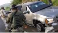 Difunden video de emboscada al CJNG en Coalcomán