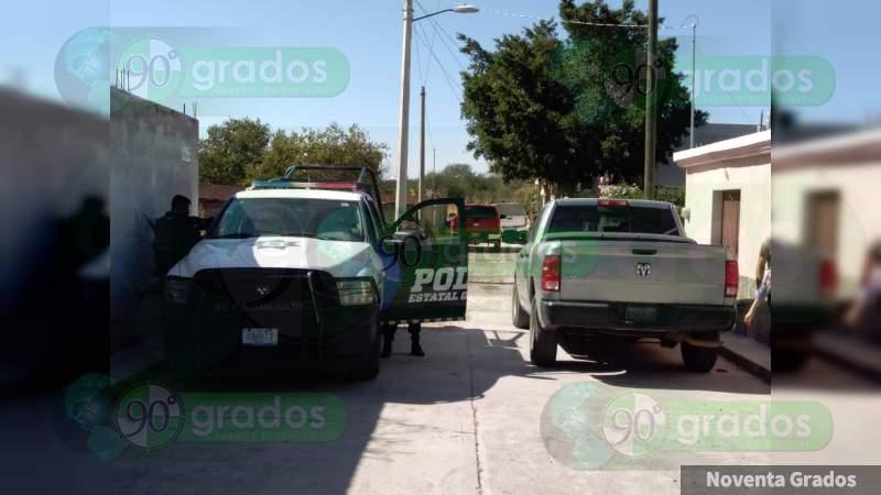 Localizan 33 fosas clandestinas en Cortázar, Guanajuato