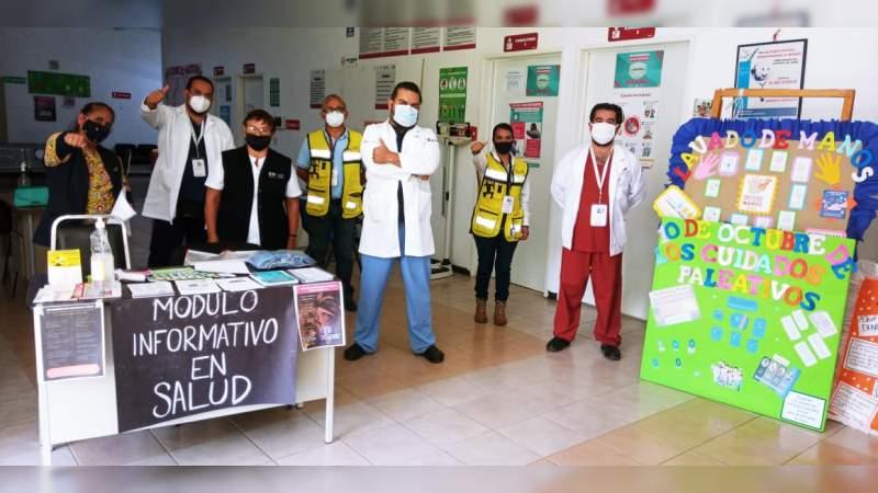 Listo, operativo sanitario de Noche de Muertos: SSM