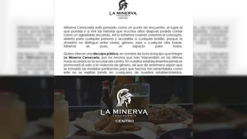 Discriminan a mujeres trans en bar La Minerva Cervecería, la empresa pide disculpas