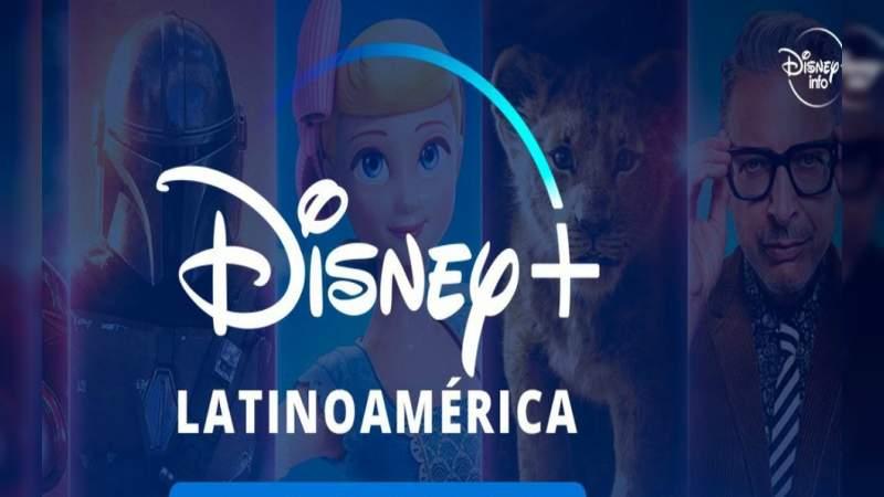 Disney Plus por fin llega a México, anuncian costos y promociones en nuestro país