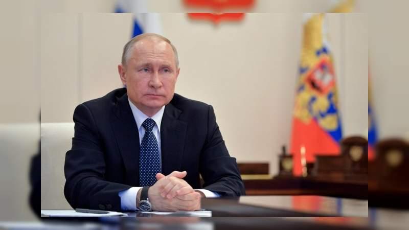 Asegura Putin que felicitará al presidente electo de los EE.UU. cuando sean oficial los resultados