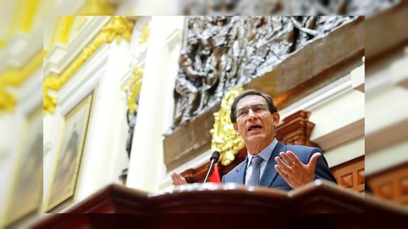 """Por """"Incapacidad moral"""" despiden al Presidente de Perú"""