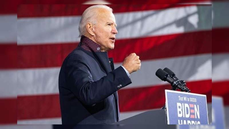 Garantiza Biden que detendrá la construcción del muro y mejorará políticas migratorias