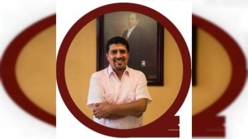 El proyecto que articule el sistema educativo: Javier Irepan Hacha