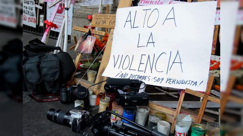"""RSF pide detener """"caza"""" de periodistas en México: Donde impera la corrupción y el crimen, los periodistas son más vulnerables"""