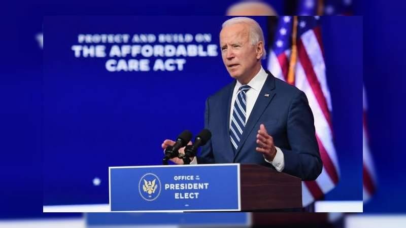 """Joe Biden: """"Es una vergüenza que Donald Trump no reconozca su derrota"""""""