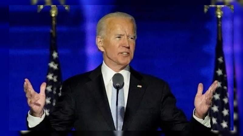 Biden solicitó dialogar con AMLO; hasta que sea oficial el resultado, le responde la cancillería