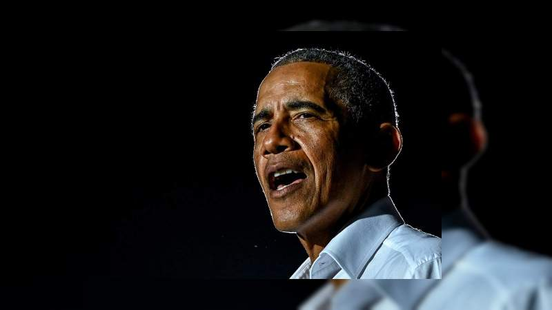 Obama asegura que la democracia en Estados Unidos está al borde de la crisis