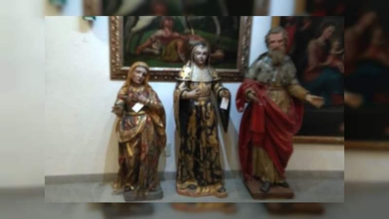 En cinco años, sólo han detenido a tres personas por robar arte sacro