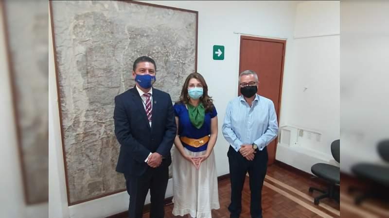 UMSNH sin descanso, gestión de recursos extraordinarios ante la federación: Rector Raúl Cárdenas