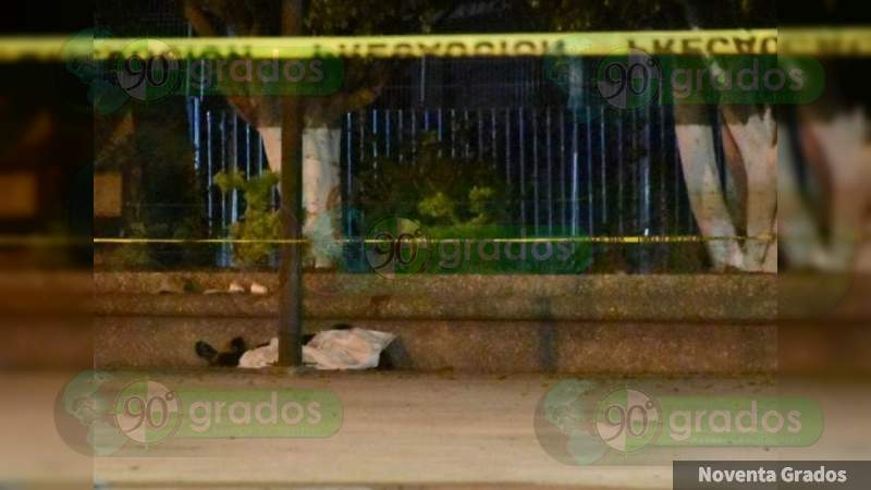 Asesinan a la Delegada de la comunidad Sarabia, Villagrán