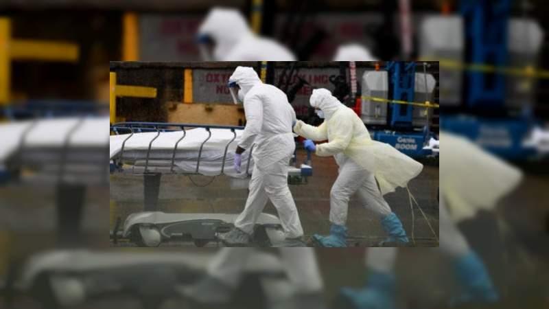 Expertos prevén 152 mil muertes en México por Covid-19 para marzo si se relajan medidas