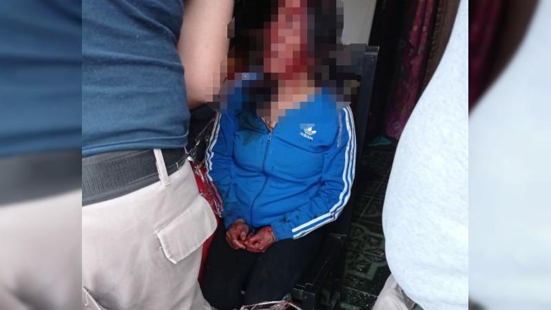 Detienen en Jacona, Michoacán a presunta secuestradora