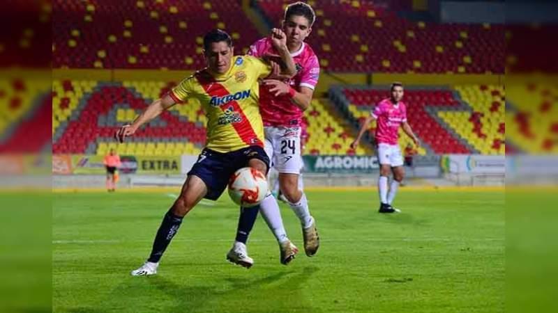 Atlético Morelia irá por el boleto a Cuartos de Final a costa del débil Tlaxcala