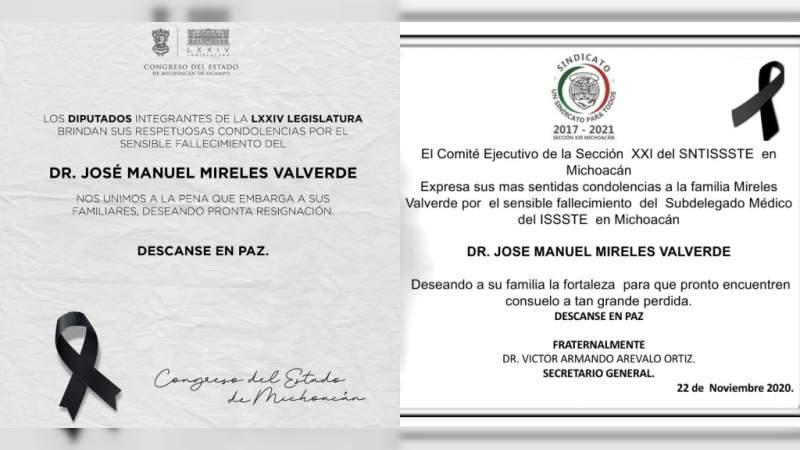 Supuesta muerte de Mireles, cortina de humo para concretar deuda por 4,000 millones a Michoacán a petición de Aureoles