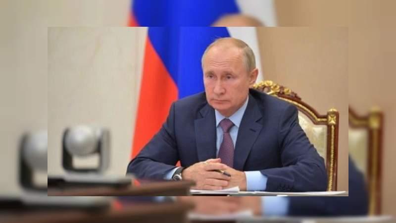 Putin al igual que AMLO no reconoce aún victoria de Joe Biden