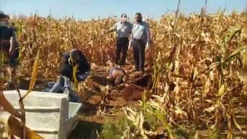 Asesinan a tres hombres y una mujer en Tangancícuaro: Eran primos