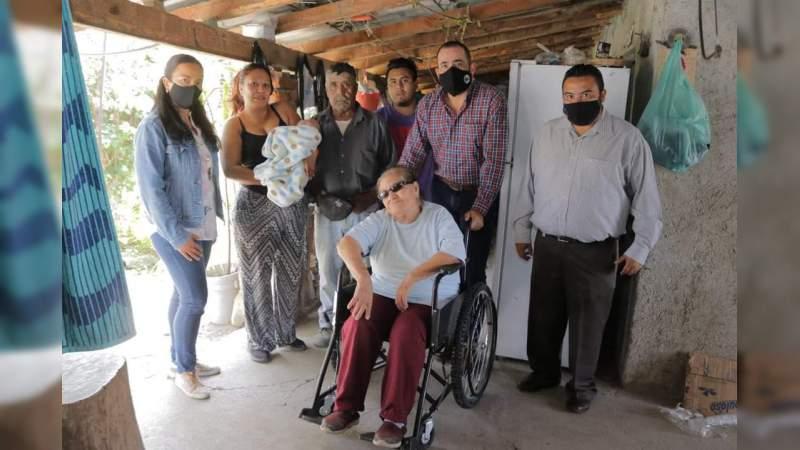 La lucha contra la violencia es responsabilidad de todos: Humberto González