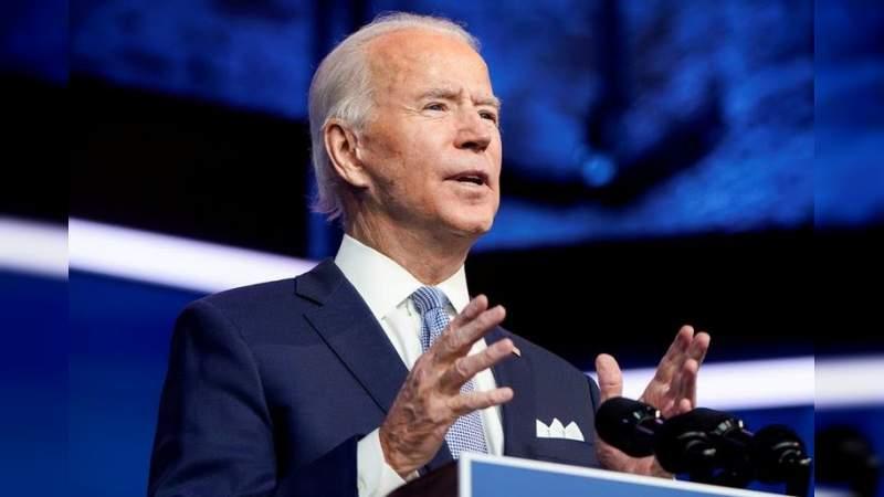 """Joe Biden: """"Presentaré al senado propuesta que dará nacionalidad a 11 millones de migrantes"""""""