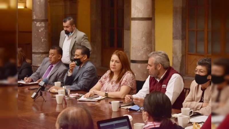 El Congreso debe dejar de ser un escenario de escándalos políticos: Cristina Portillo
