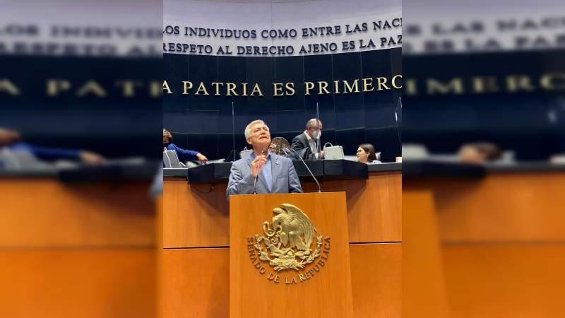 Ya no habrá patentes de impunidad en México: Cristóbal Arias