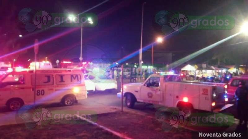 Explota pirotecnia en Celaya, Guanajuato, hay cinco heridos