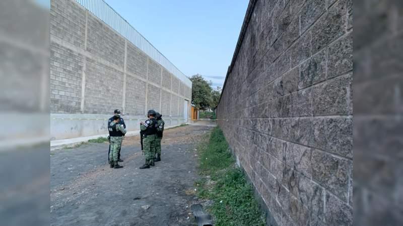 Ejecutan a tiros a un hombre en la Zumpito, de Uruapan, Michoacán