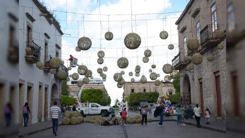 Gobierno de Morelia se prepara para época navideña