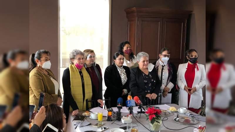 Morenistas piden a dirigencia que postule a la gubernatura de Michoacán a  la mujer más competitiva - Noventa Grados - Noticias de México y el Mundo