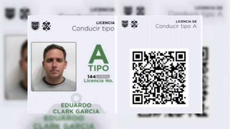 Presentan la primera Licencia Digital para conducir en la CDMX