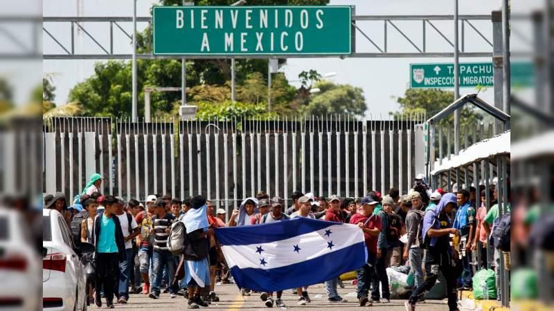 México, país expulsor de migrantes, territorio de tránsito y de espera