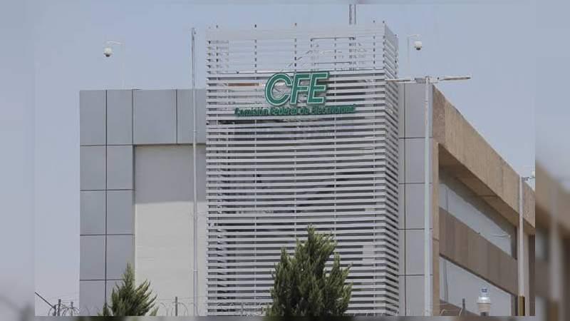 Anuncia CFE restablecimiento de servicio de Luz en Nuevo León, CDMX y Edomex
