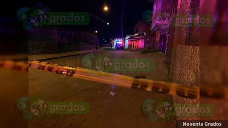 De La Piedad y de CDMX las mujeres asesinadas en Valle de Las Delicias, en Uruapan