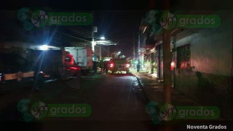 Muere policía al enfrentarse a un delincuente en Zamora; el asesino fue detenido