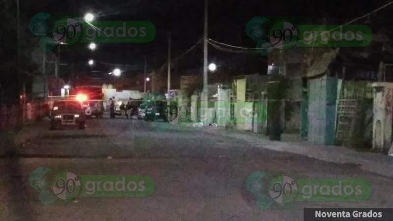 Jornada violenta en Guanajuato; en Celaya siete personas pierden la vida