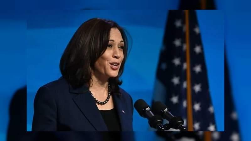 Kamala Harris asegura que gobierno de Biden tendrá una reforma migratoria en los primeros 100 días